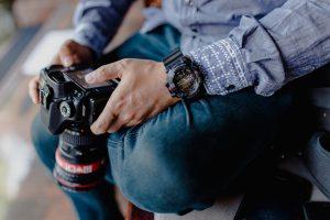 ההבדל בין צלם מגנטים לצלם אירועים